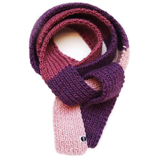 Super teplý šál ♥   PUNKT - SAShE.sk - Handmade Šály bd336ff3e0