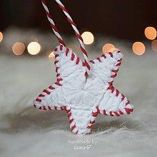 Dekorácie - Vianočná ozdoba ...