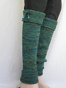 Obuv - Návleky na nohy barevné I - 6033695_