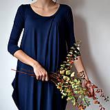 Šaty - Šaty WIDE Prussian Blue - 6031229_