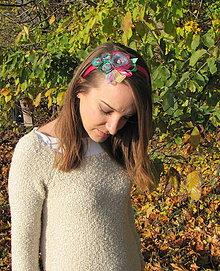 Detské doplnky - Flower girl - 6035437_