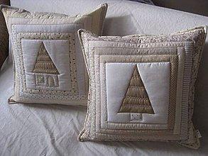 Úžitkový textil - zimná krajinka... - 6032257_