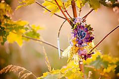 Ozdoby do vlasov - Meadow flowers by Hogo Fogo - 6030828_