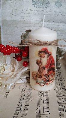 Svietidlá a sviečky - Mikulášik - 6038234_