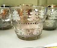 Svietidlá a sviečky - ľadové :-) - 6036362_