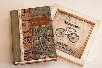 Papiernictvo - Bike Diary / na zákazku :) - 6036527_