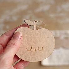 Dekorácie - zo sadu - jablká - 6040661_