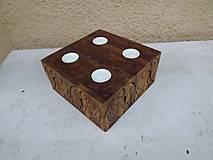 Svietidlá a sviečky - Svietnik Anjelíci - 6044564_