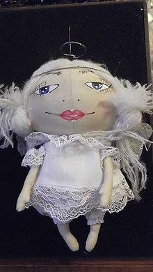 Bábiky - anjeliček - 6044618_