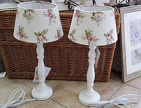 Svietidlá a sviečky - Lampy pre Zuzku - 6045655_