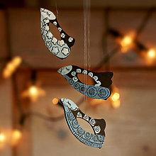 Dekorácie - vianočné pipinky - 6047710_
