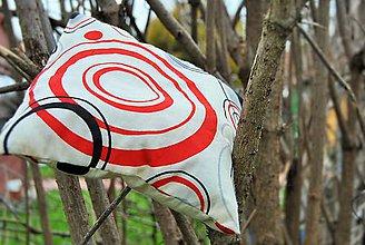 Úžitkový textil - Vankúšik - 6047651_