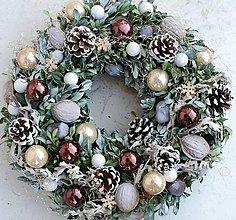 Dekorácie - vianoce na snehu - 6050457_