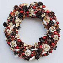 Dekorácie - vianoce so škoricou xl - 6050583_
