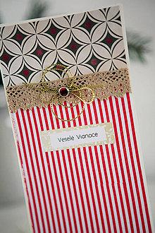 Papiernictvo - Vianočná pohľadnica *9 - 6048001_