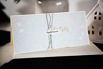 Papiernictvo - Vianočná pohľadnica *13 - 6048159_