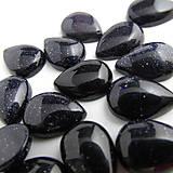 Minerály - Kabošon slza 10x14mm - 6048616_