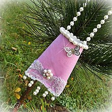 Krabičky - Vianočná ozdoba na zavesenie/krabička - 6049790_