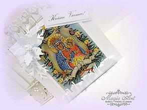 Papiernictvo - Vianočná Ikona - 6050418_