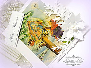 Papiernictvo - Betlehemček v lese - 6050675_