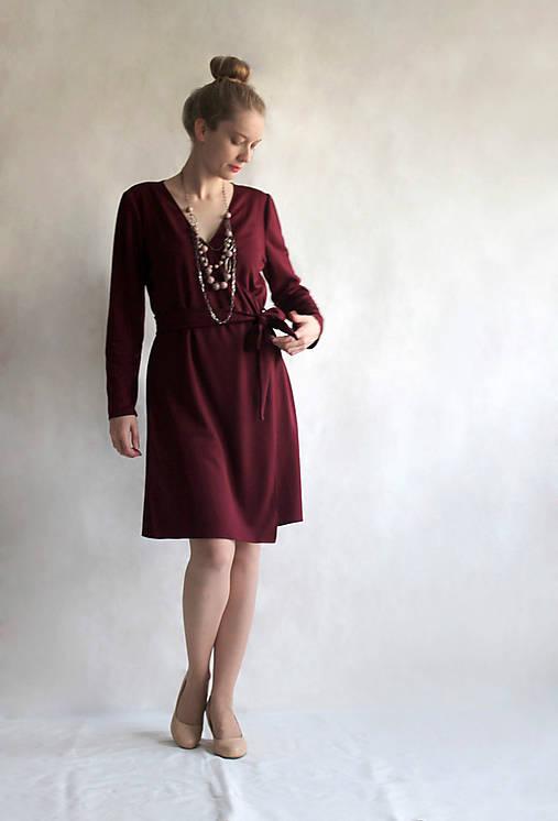 Šaty s mašlí   Šaty s mašľou   K.Sanis - SAShE.sk - Handmade Šaty 2c8a8c17cd4