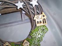 Dekorácie - Venček Malý vidiek - 6053684_