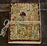 Papiernictvo - Izabelkina záhrada snov-dievčenský denníček - 6054485_