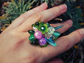 Prstene - Tyrkysové plody - 6056887_
