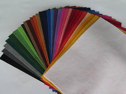 7b223e96e4 Sada filcu - 30 ks - Ag3003   Plstenie - SAShE.sk - Handmade Textil