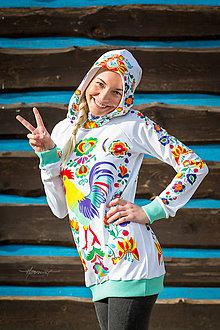 Mikiny - Kohútik Jarabý - biely - 6059500_