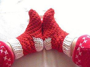 Obuv - Santovské ponožky - 6060460_