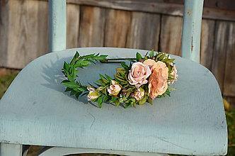 Ozdoby do vlasov - Havajská svadba - 6063687_