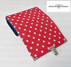 Peňaženky - Peněženka harmonika malá - 13x10cm - 6063868_
