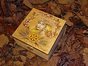 Krabičky - Živa - šperkovnica - 6061190_