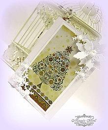 Papiernictvo - Vianočná jedlička - 6063073_