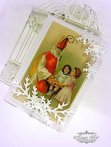 Papiernictvo - Pohľadnička od sv. Mikuláša - 6063200_