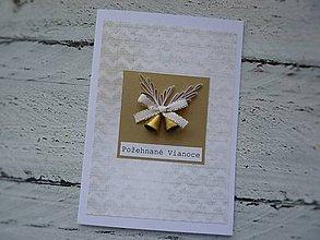 Papiernictvo - vianočná pohľadnica - 6064807_