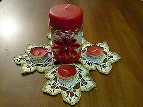 Svietidlá a sviečky - Svietnik - 6070694_