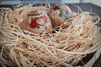 """Dekorácie - Veľkonočné vajíčko """"Patinka"""" - 6067478_"""