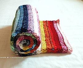 Textil - FROM YOU:Deka, ktorá sa len tak nestratí z očí - 6067532_