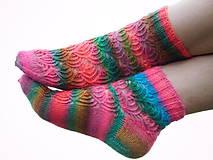 - letná dúha - s pravej ponožkovej (v.38-39) - 6068904_