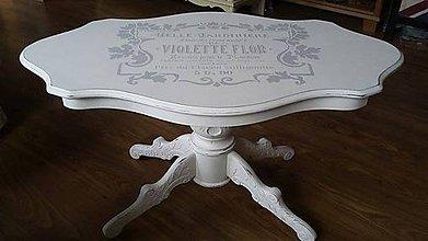 Nábytok - Stolík Vintage :) predaný - 6067400_