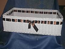 Košíky - Čokoládovník..:-) - 6070730_