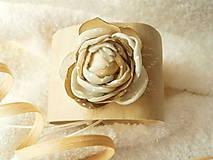 - Orosená ruža - darček pre Barborku - 6065805_