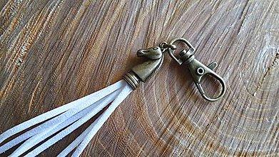 Kľúčenky - kľúčenka s hlavou koňa - 6077538_