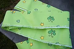 Textil - Zelená látka - 6074976_