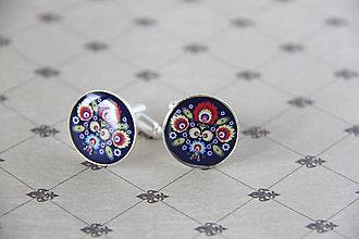 Šperky - Manžetové gombičky - 6078992_