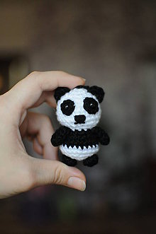 Kľúčenky - Panda - 6081180_