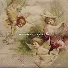 Papier - Sagen kolekcia víly - 6081013_