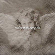 Papier - Sagen kolekcia anjel - 6081256_